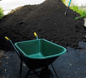 Ocean County topsoil screened nj delivery