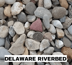 Decorative river Stone Ocean County